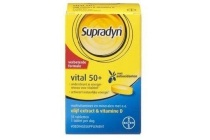 supradyn vital 50 multivitamines
