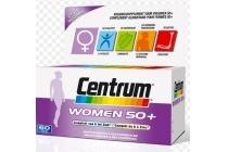 centrum women 50 multivitamines