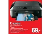 canon pixma mg5750 zwart
