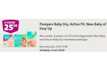 pampers baby dry active fit new baby of easy up