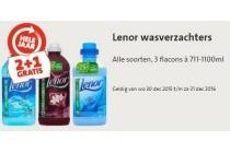 lenor wasverzachters