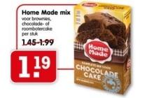 home made mix