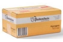 buitenhuis kipnuggets doos 120 stuks 20 gram en euro 16 95