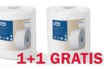 tork toiletpapier 2 laags 170 meter pak 2 rol 1 1 gratis
