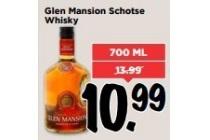 glen mansion schotse whisky