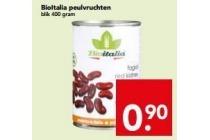 bioitalia peulvruchten