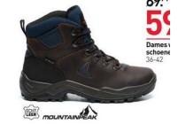 mountain peak dames wandelschoenen