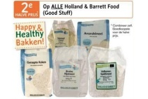 alle holland en amp barret food