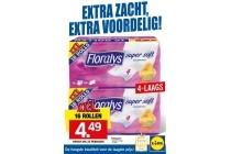 floralys toiletpapier
