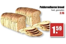 poldervolkoren brood