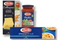 barilla pasta pastasaus of pesto
