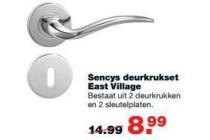 sencys deurkrukset east village