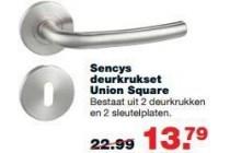 sencys deurkrukset union square