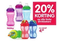 alle nuby drinkbekers