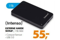 externe harde schijf of 1tb hdd