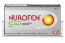 nurofen fastine ibuprofen 400mg capsules