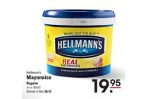 hellmann s mayonaise regular