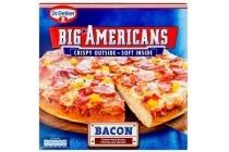 dr oetker big americans en pizzaburgers