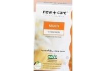 new care multi vitaminen