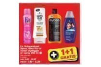 fa schwarzkopf syoss gliss kur of junior stylinggel of spray 250 ml