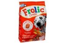 frolic hondenvoer