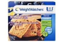 weightwatchers haverkoeken