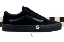 vans old skool core sneakers zwart