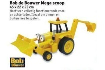 bob de bouwer mega scoop