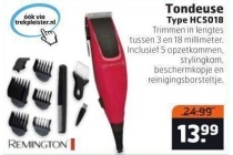 remington tondeuse nu eur13 99