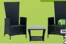 skive tafel skive standenstoelen