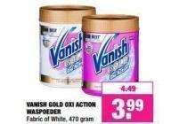 vanish gold oxi action waspoeder