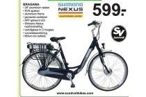 bragana elektrische fiets