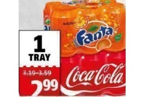 coca cola of fanta