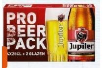 jupiler pro beer pack