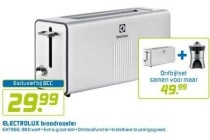 electrolux broodrooster