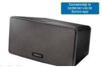 sonos multiroom speaker