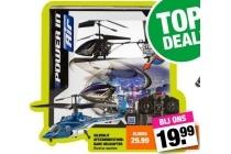 silverlit afstandbestuurbare helicopter
