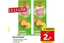vitaminedrank solevita