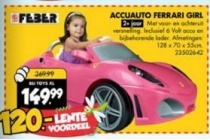 accuauto ferrari girl