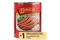 limco frankfurter knakworst