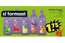 andrelon shampoo xl foraat