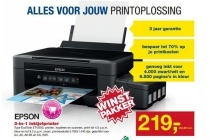 epson 3 in 1 inkjetprinter