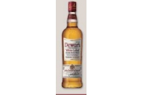 dewar s white label whisky