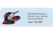 skil 7207aa multischuurmachine