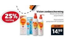 vision zonbeschermig