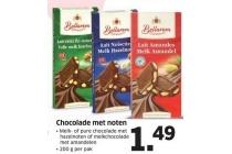 bellarom chocolade met noten
