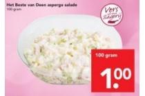 het beste van deen asperge salade