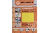 werckmann schuurpapier