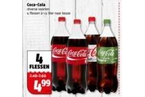coca cola 4 flessen 1 5 l