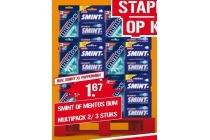 smint of mentos gum